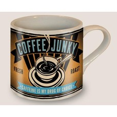 Trixie and Milo Mug - Coffee Junky