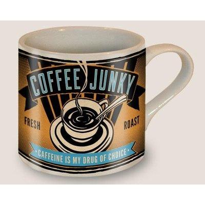 Trixie and Milo Mug - Coffee Junky