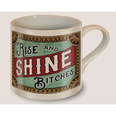 Trixie and Milo Mug - Rise and Shine