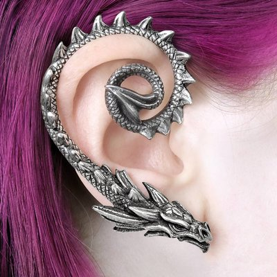 Alchemy England 1977 Ostrogoth Dragon Ear Wrap