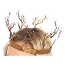 Leg Avenue Metal Fantasy Forest Crown