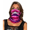 iHeartRaves Seamless Mask Bandana - One Size  Cheshire Grin