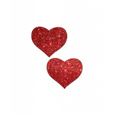 Pastease Glitter Heart Pasties