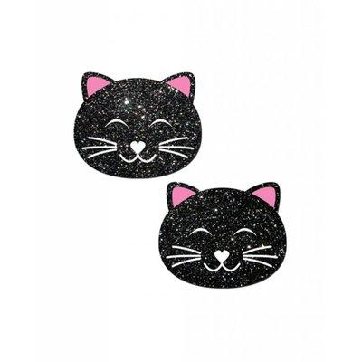 Pastease Glitter Happy Kitty Pasties