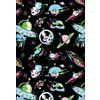 Sourpuss Space Babes Bad Girl Scarf