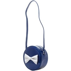 Sourpuss Ship Shape Navy Purse