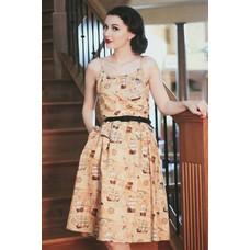 Retrolicious Treasure Island Dress