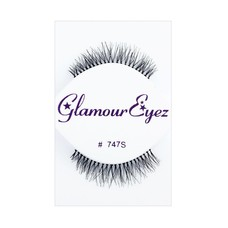 Eyelash Set-  747S Black Flips, Short