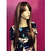 Sepia Collection Jewel Wig Longer Straight Toasted Almond