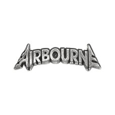 Alchemy England 1977 Airbourne: Logo Pin
