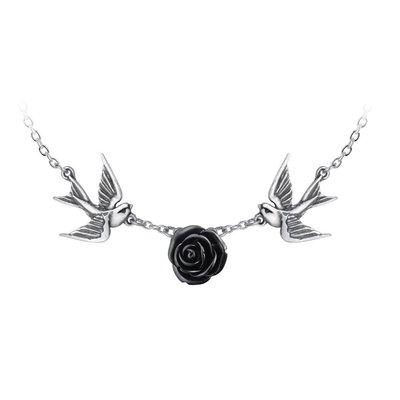 Alchemy England 1977 Love Returns Necklace