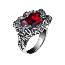 Alchemy England 1977 Blood Rose Ring