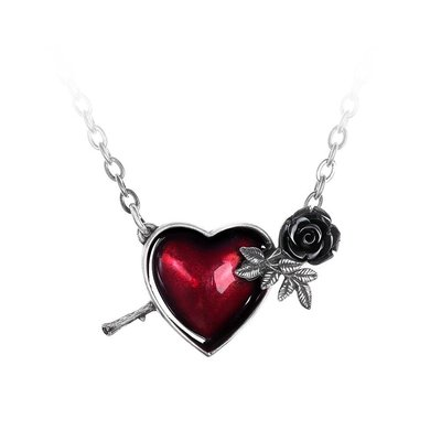 Alchemy England 1977 Wounded By Love Necklace