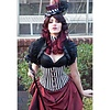 Timeless Trends Circus Riot Extreme Corset
