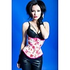 Timeless Trends Close To Me Pink Floral Corset