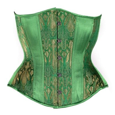 Timeless Trends Emerald Hourglass Corset