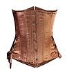 Timeless Trends Steampunk Bronze Corset