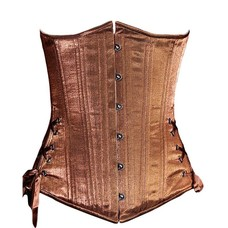 Timeless Trends Steampunk Bronze Corset