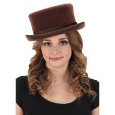 Elope Brown John Bull Hat