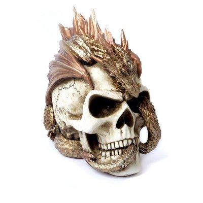 Alchemy England 1977 Dragon Keeper's Skull