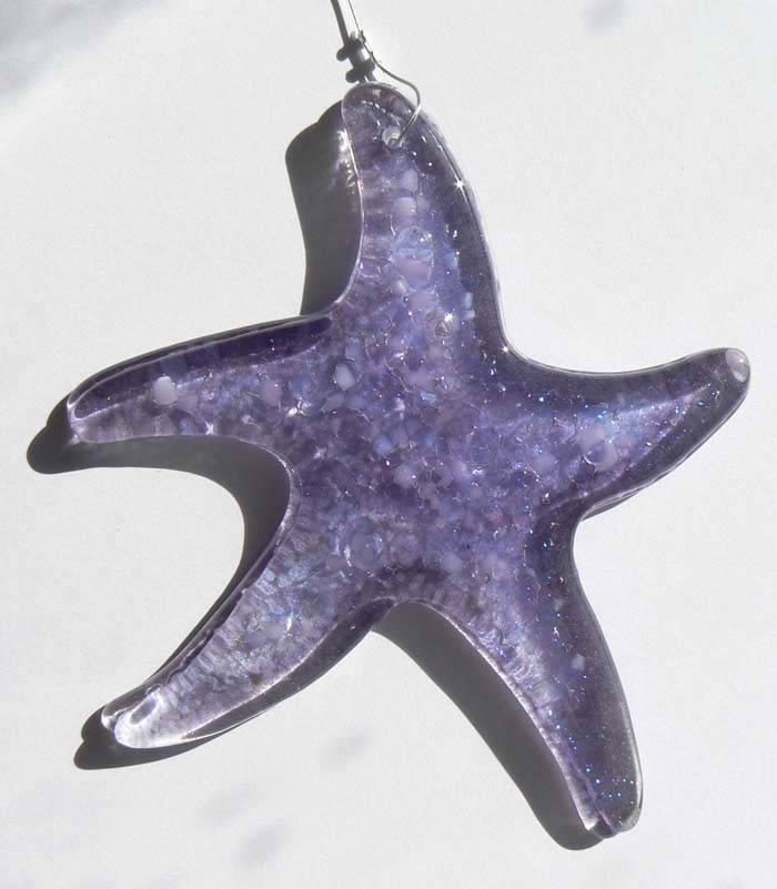Sea Star Suncatcher