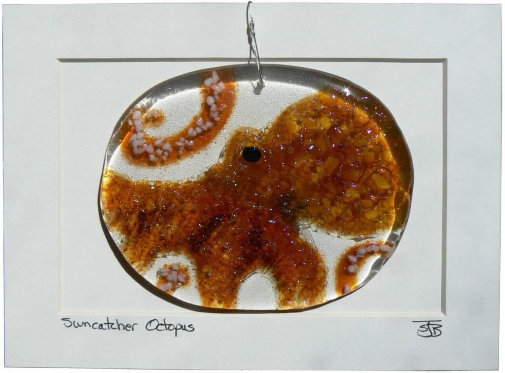 Octopus Suncatcher