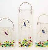 Butterfly Wall Vase