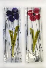 Flower Sushi Plate