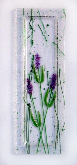 Lavender Sushi Plate