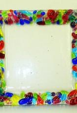 Confetti Square Plate