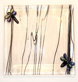 Dragonfly Square Plate