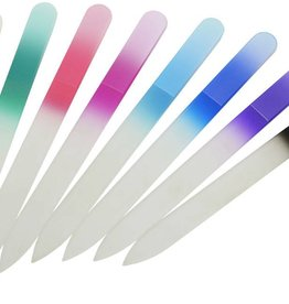 Harmony Glassworks Rainbow Glass Nail File