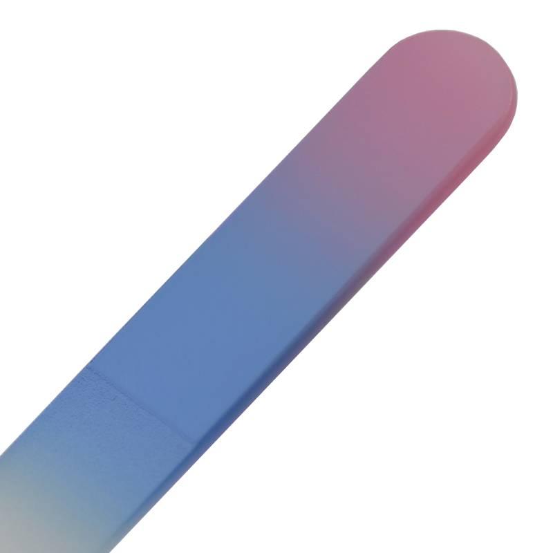 Harmony Glassworks Rainbow Glass Nail File