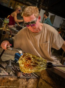 Eric Dandurand - Glass Artist, Owner