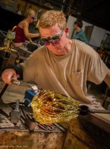 Eric Dandurand - Glassmaker, Owner