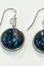 Venus Dichroic Earrings