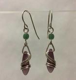 Long Coastal Earrings