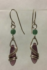 Long Coastal Earrings