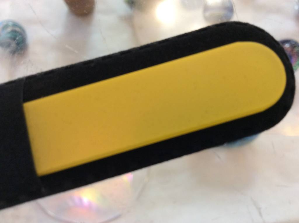 Color Glass Nail File