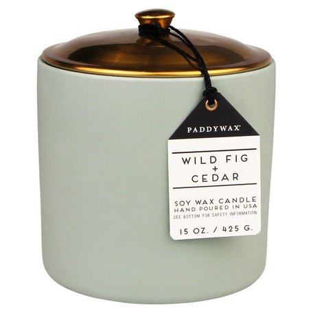 Wild Fig + Cedar Hygge Candle - 15oz