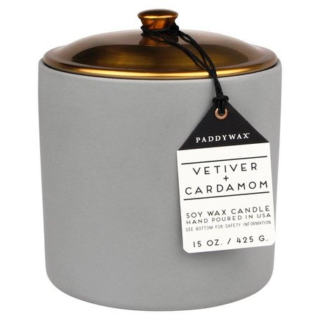 Vetiver + Cardamom Hygge Candle - 15oz