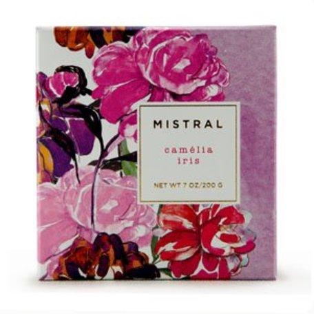 Mistral Box Florals Camellia Iris