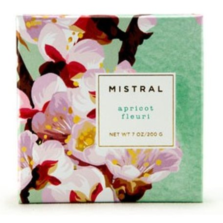 Mistral Box Florals Apricot Blossom
