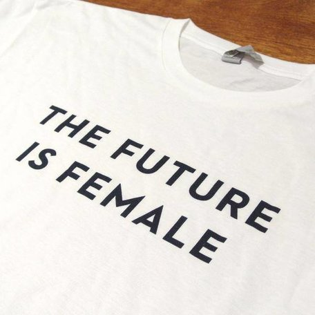 The Future Is Female T-Shirt - Adult