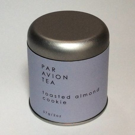 Par Avion Tea - Toasted Almond Cookie