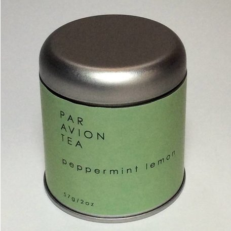 Par Avion Tea - Peppermint Lemon
