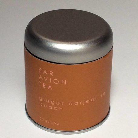 Par Avion Team - Ginger Darjeeling Peach