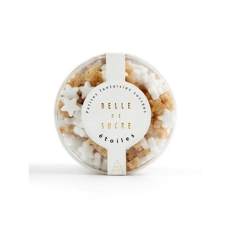 Belle de Sucre Natural Star Sugars