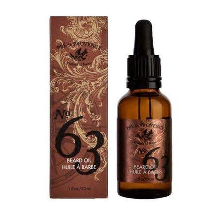Pre de Provence Beard Oil No. 63