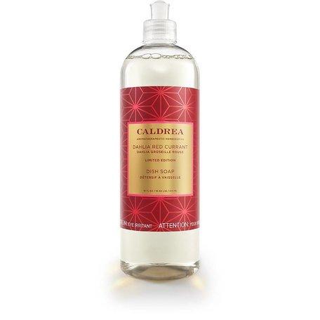 Caldrea Limited Edition Dish Soap